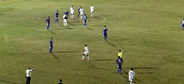 Comercial x Rio Claro - Copa Paulista (Foto: Gabriel Lopes Vieira / Assessoria Comercial)