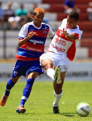 Copa São Paulo Futebol Junior Copinha - Fortaleza x CRB (Foto: Denny Cesare/Agência Estado)