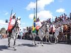 Desfiles cívicos de 7 de setembro são realizados em cidades da Paraíba