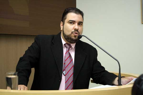 Wellington Zigarti (Foto: Divulgação/Câmara Municipal de Americana)