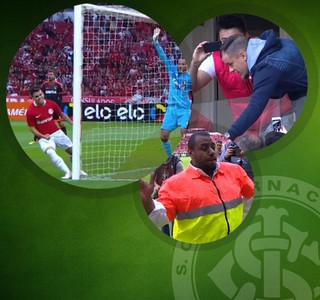 Carrossel pacotão Inter (Foto: GloboEsporte.com)