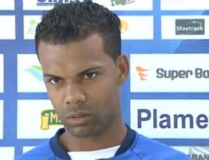 Alisson no Confiança (Foto: Reprodução/TV Sergipe)