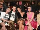 Evento tem Miley Cyrus, Katy Perry, Rihanna e mais
