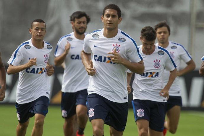 Pablo Corinthians (Foto: Daniel Augusto Jr. / Agência Corinthians)
