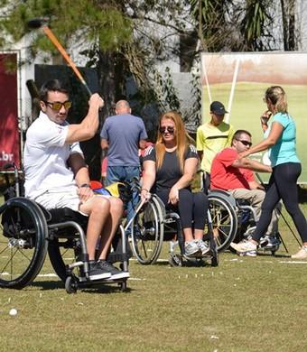 Torneio Golfe São José dos Campos (Foto: Divulgação/AESJ)