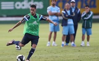 Palmeiras Gabriel (Foto: Cesar Greco/Ag Palmeiras/Divulgação)