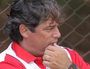 Marcelo Veiga, técnico do Botafogo-SP (Foto: Rogério Moroti / Botafogo FC)
