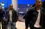 Jogadores da Seleção começam a se apresentar para amistoso contra a Rússia