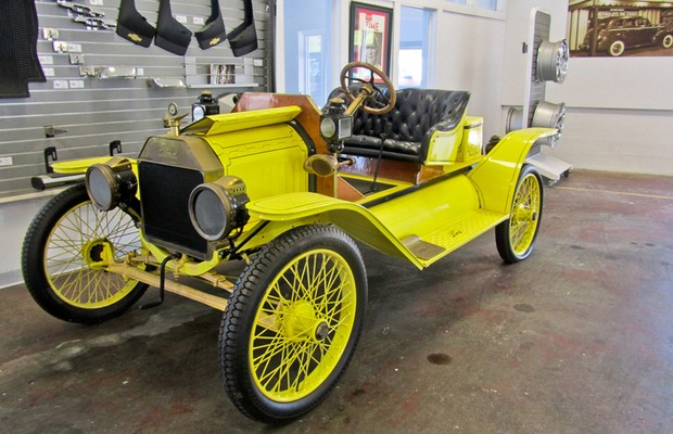 Ford T 1914 (Foto: Reprodução)