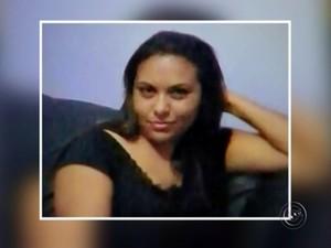Eliane Aparecida da Silva tinha 35 anos e estava grávida do quarto filho (Foto: Reprodução/TV TEM)