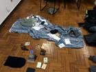 Investigados por roubo, sequestro e cárcere privado são presos em MG