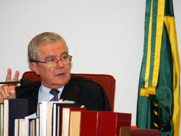 O ex-presidente do STF Sydney Sanches, em imagem de arquivo (Foto: Acervo STF)
