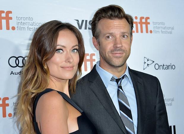 Olivia Wilde e  Jason Sudeikis (Foto: Getty Images)