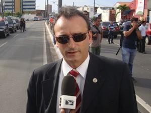 Delegado Marcos Afonso (Foto: Reprodução)