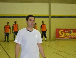 Tiago Santos diz que derrora na CTVSE foi aprendizado (Foto: João Áquila/GLOBOESPORTE.COM)