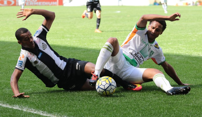 América-MG x Santos - Copete (Foto: Giazi Cavalcante / Estadão Conteúdo)