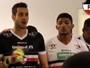 """Emocionado, Dalton fala sobre jogar no Castelão: """"Sonho realizado"""". Veja"""