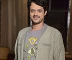 Álamo Facó, no elenco de 'A grande família', lista cinco programas de TV que o fazem pensar | Raphael Dias/ TV Globo