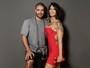 Diogo Nogueira abre academia com a mulher e fala de saúde e 'barriguinha'
