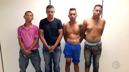 Agência dos Correios é assaltada por grupo armado em Guaimbê