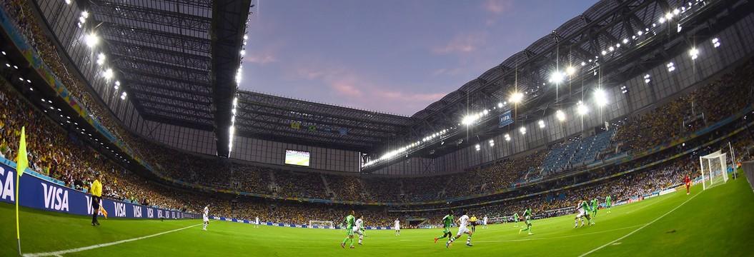 Baixada 100 anos - as histórias do estádio (Getty Images)