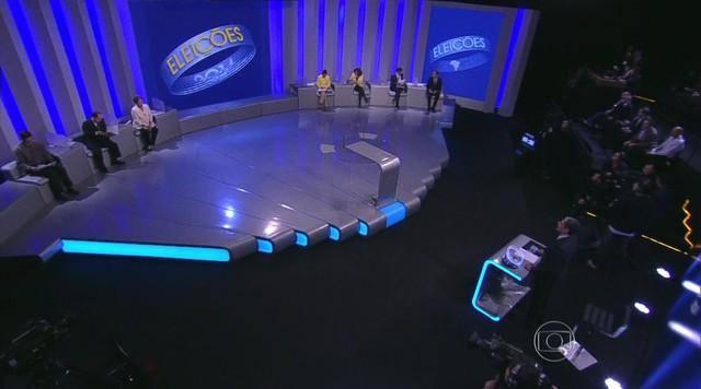 Debate entre os candidatos à Presidência da República - Parte 4