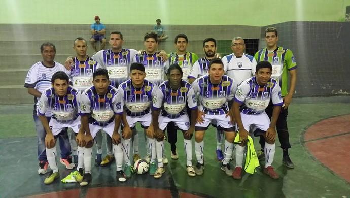 Campeonato Potiguar 2017 - Futsal - Macau (Foto: Divulgação)