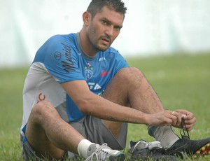 Lembra dele? Genilson chegou para ser o substituto de Robgol (Foto: Elivaldo Pamplona/Amazonia Hoje)
