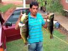 Em MT, pescador pula em lago para desenroscar anzol e morre afogado