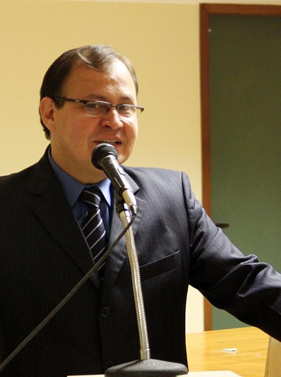 Vallisney de Souza Oliveira,Juiz (Foto: Reprodução)