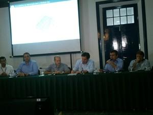 Prefeito Roberto Cláudio disse que as obras iniciam nesta quarta-feira (Foto: Gioras Xerez/G1 Ceará)