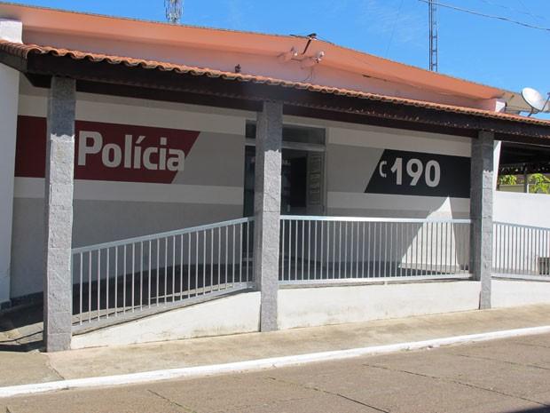 Com menor índice de criminalidade do Vale do Ribeira, polícia de Eldorado espera eleição sem ocorrências (Foto: Anna Gabriela Ribeiro / G1)