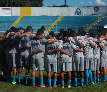 São Carlos se reapresenta para o Campeonato Paulista  (Foto: Rovanir Frias/São Carlos)