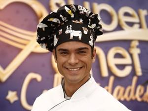 Sidney Sampaio - Super Chef Celebridades (Foto: Tv Globo / Mais Você)