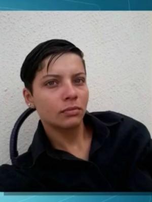 Thays Giedry, 22 anos, foi degolada após emboscada em Campo Grande (Foto: Reprodução/ TV Morena)