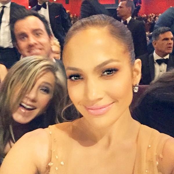 Jennifer Lopez e Jennifer Aniston  (Foto: Instagram)