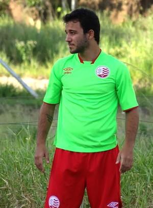 Bernardo Náutico (Foto: Daniel Gomes)