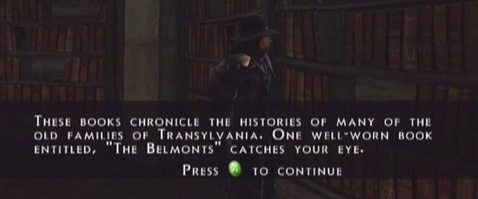 Jogo de filme Van Helsing (2004) tem referência a série Castlevania (Foto: Reprodução  / CastlevaniaDungeon)