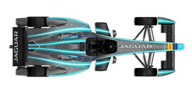 Jaguar Formula E (Foto: Jaguar)