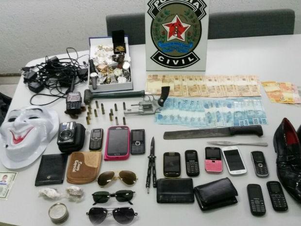 operação uberlandia (Foto: Polícia Civil/Divulgação)