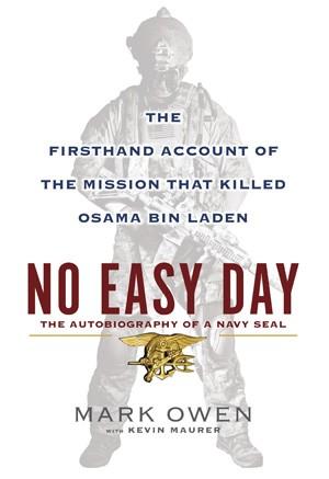 Capa do livro sobre operação que matou Bin Laden e que será lançado em 11 de setembro (Foto: Reuters)