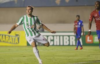 Goiás faz 4 a 0 no primeiro tempo e atropela o Paraná no Serra Dourada