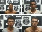Polícia prende quatro suspeitos de matar deficiente mental, em Goiás