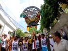 Bacalhau do Batata e Munguzá de Zuza e Thaís não deixam folia acabar