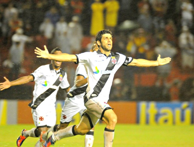 Sport x Vasco - Juninho Pernambucano (Foto: Aldo Carneiro/Pernambuco Press)