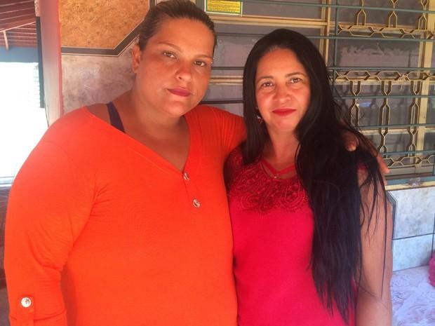 Mãe revela que desconfiou de troca de bebês em hospital logo após o parto em Goiás (Foto: Sílvio Túlio/G1)