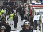 Caçada ao mentor de atentados em Paris deixa dois mortos
