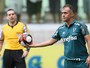 Eduardo comemora sucesso de novo esquema e boa atuação do Palmeiras