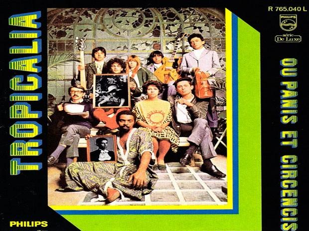 Capa do disco Tropicália ou Panis Et Circensis, que marca o movimento tropicalista (Foto: Arquivo pessoal)