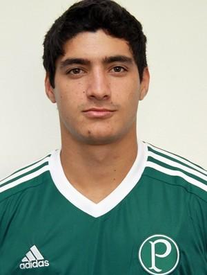 Ramos, jogador do Palmeiras B, pode reforçar Comercial (Foto: Divulgação / SE Palmeiras)